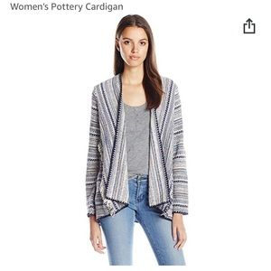 Lucky Multicolored Pottery Cardigan